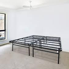 BioPEDIC Infiniflex California King Metal Bed Frame-45215 - The Home ...