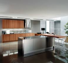 Popular Kitchen Flooring Kitchen Islands Popular Kitchen Island Table Combination Design