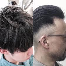 床屋と美容室の違い Mrgentlemans Cut Club
