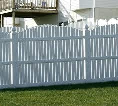 black vinyl privacy fence. Vinyl Fence Panel Privacy Black
