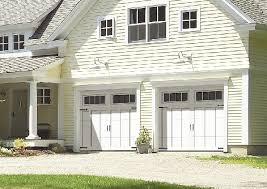 vintage garage doorsThe Eastman Estate from Garaga A Vintage CountryStyle Garage