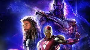 308275 Thor, Iron Man, Thanos, Avengers ...
