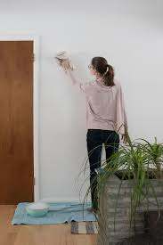 how to clean walls