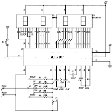 digital voltage meter circuit diagram meetcolab digital voltage meter circuit diagram digital ac voltmeter circuit circuit diagram diagram