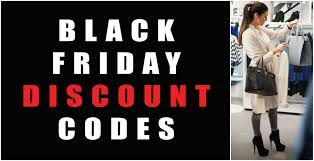all the best black friday s codes right here