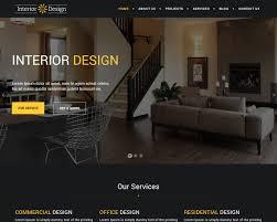 Good Home Design Websites 001 Studioux Interior Design Website Template Designing