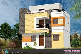 home architecture low budget kerala villa home design floor plans