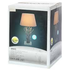 <b>Настольная лампа декоративная</b> Globo «Jamie» 25631 ...
