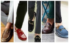 Simple summer shoe trends 2018 ideas Spring Gucci The Trend Spotter How To Wear Loafers Like Dapper Man The Trend Spotter
