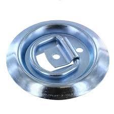 mounting ring flush mount zinc plated 1 200 lb