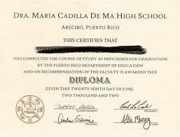 fake california high school diploma and transcripts com fake puerto rico high school diploma hs pr d