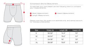 Recast Compression Shorts Red Black Hayabusa Thailand