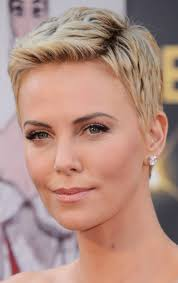 Charlize Theron Short Hair Style matching hairstyle to face shapes hairstyle album gallery 7626 by wearticles.com