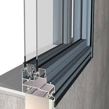 double glazing also referred to as insulated glazing ig or double pane comprises two pieces of glass fitted into an aluminium frame with a sealed
