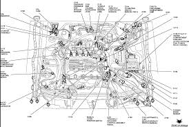 1997 ford ranger spark plug wiring diagram 1997 discover your 1999 ford explorer engine diagram