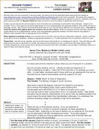 Correct Format For Resume Adorable Correct Resume Format Lovely New Resume Format 48 Correct Resume