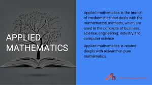 mathematics assignment help 5 applied mathematics