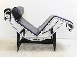le corbusier lounge chair new vintage lc4 lounge chair by le corbusier for cassina for