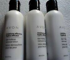 avon lotion makeup removers