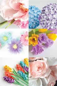 tissue paper flower centerpiece ideas how to make tissue paper flowers four ways hey lets make stuff