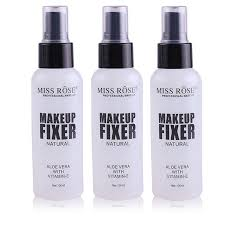 miss rose makeup spray 100ml frosted bottle single color box makeup remover