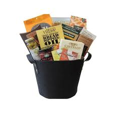 the manhattan gourmet gift basket