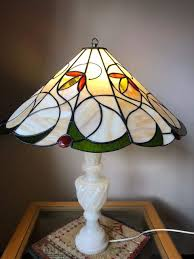 Pin By Andrée Hughes On Stained Glass Crafts Stained Glass Lamp