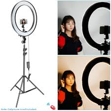 Big Ring Light With Stand