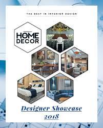 Designer Showcase 2018 Get Your Digital Copy Of Home Decor Malaysia Designer