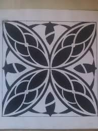Setelan motif batik anak sd. Contoh Gambar Batik Simple Untuk Anak Sd Blog Pendidikan