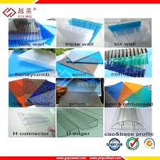 twin wall polycarbonate panels sheet plastic panel for greenhouse roofing twin wall polycarbonate sheets