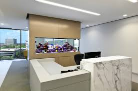 office desk fish tank. Office Separating Fish Tank Desk C
