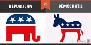 「共和党 民主党」の画像検索結果