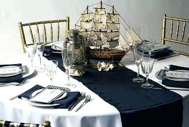 navy round tablecloth inch taffeta round tablecloths navy blue navy plastic tablecloth roll