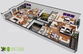 3d floor plan design capetown south africa floorplans