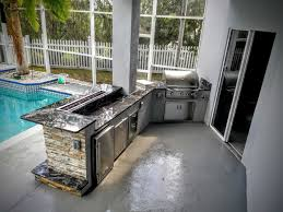 creative outdoor kitchens inspirations and stunning tampa pictures phoenix fl kitchen florida custom grill