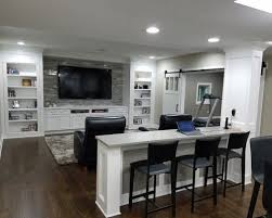 basement ideas. Basement - Traditional Idea In Chicago Ideas A