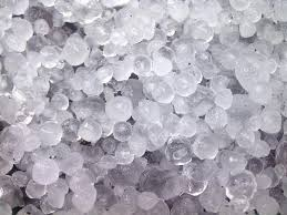 Image result for hailstone shower