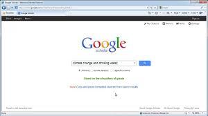 Using Google Scholar To Find Full Text Articles Through Csun