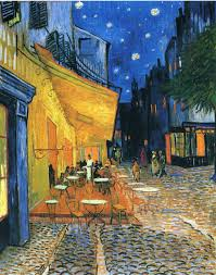 vincent van gogh night cafe in arles