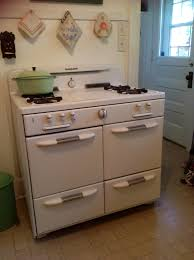 Wedgewood Oven In White This One Is Just Like Mine I Love My - Kitchens by wedgewood