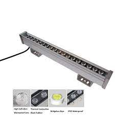 linear rgb wall washer light dmx512 rgb