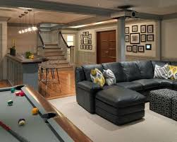 Small Basement Design New Basements Are Not The Same As Main Or Upper Level Rooms In Your