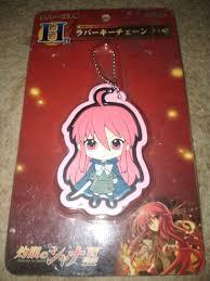 SHANA KEY CHAIN - Anime Merch/Anime Key chain, J-Pop on Carousell