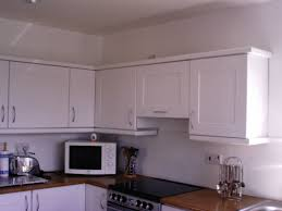 cornice pelmet plinth kitchen revamps