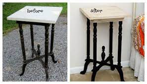 how to make white paint look old the