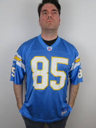 Nfl Grailed Diego Football Chargers Xl San Jersey Field Mens Gates Reebok On 50 Antonio