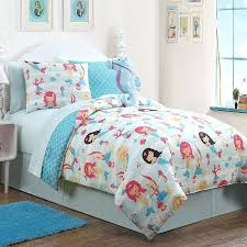 gallery of toddler bed little mermaid comforter set full new fabulous bedding excellent twin fab
