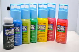 gallery glass for painting on clear surfaces