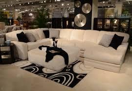 jackson furniture everest modular sectional sofa in ivory